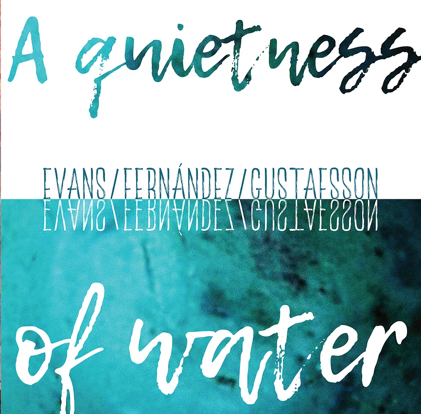 A QUIETNESS OF WATER - portada